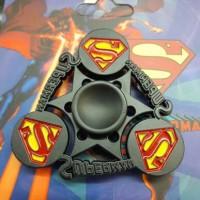Jual 52 - Fidget Spinner Superman Hand Spinner Keren Impor Murah Abu Murah