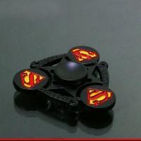 Jual 51 - Fidget Spinner Superman Hand Spinner Keren Impor Murah Murah