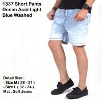 Jual KP345 celana pendek denim soft jeans celana pria p KODE TYR401 Murah