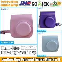 Leather Bag Polaroid Instax Mini 8 / 8s