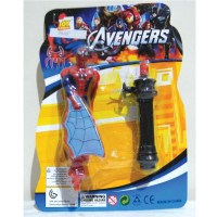 Jual KP3803 Mainan Spiderman baling terbang mainan unik KODE TYR3859 Murah