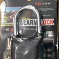 Jual Gembok Alarm / alarm Lock / alarm Anti Maling / Kunci Cakram Motor Murah
