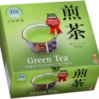 TLY Japanese Green Tea/Teh Hijau Jepang Alami Untuk Diet & Pelangsing
