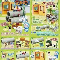 Re-Ment REMENT Doraemon Our Vacant Land: 1 Box (8pcs)