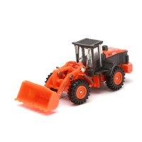 Tomica Takara Tomy Hitachi Wheel loader No.71 Miniatur Diecast Replika
