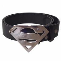 Jual Gesper Superman Silver Murah