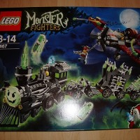 Lego - 9467 - Monster Fighters - Ghost Train