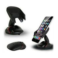 Car Holder Model Mouse Tempat Tatakan Dudukan Smartphone Hp Di Mobil