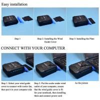 Jual Universal Laptop Vacuum Cooler - V6 Murah