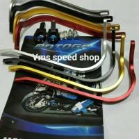 harga Pelindung Tangan/ Handguard Cnc Motogp Motor Cross Klx150 /d-tracker Tokopedia.com