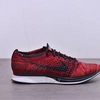 harga Nike Flyknit Racer University Red / Fire Rooster Bnib & 100% Original Tokopedia.com