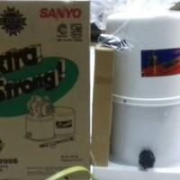 harga Pompa Air Sumur Dalam/jet Pump Sanyo Pd-h200b Hisap 27m Tokopedia.com