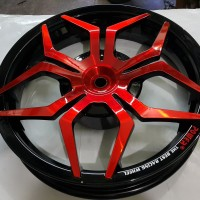 harga Velg Racing Power Lebar Vario Beat Scoopy Spacy Star Merah Hitam Tokopedia.com
