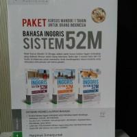 Paket Bahasa Inggris Sistem 52 M