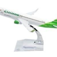 NEW 1:400 Metal Air Bus A320 CITILINK Plane model airplane toy Aircraf