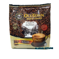 OldTown White Coffe 3in1