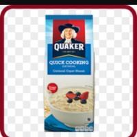 harga Sereal Quaker Oatmeal 800g Tokopedia.com