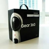Samsung Gear 360 2017 New Edition Garansi Resmi Sein