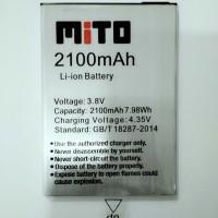 Baterai Batre Battery Mito A69 Fantasy 3 Original BA00125