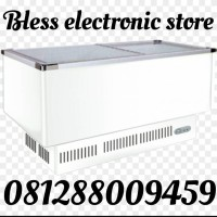 GEA SLIDING FLAT GLASS FREEZER SD-636 BP