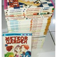 Komik Langka Meteor Garden F4 1-36 Tamat by Yoko Kamio