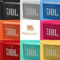 Jual Best Speaker Portable Bluetooth JBL GO Ori Garansi Resmi Murah