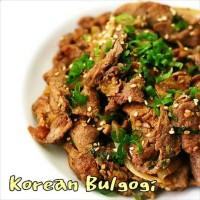 Beef Bulgogi Marinade Sauce/ Saus BBQ Bulgogi Korea 290g Made in Korea