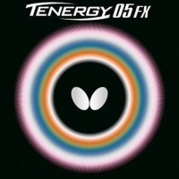 Butterfly Tenergy 05 FX Red