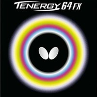 Butterfly Tenergy 64 FX Red