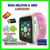 JAM TANGAN PINTAR SMARTWATCH A1 / JUAL XIAOMI SAMSUNG / LENOVO IPHONE