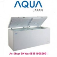CHEST FREEZER AQUA BY SANYO AQF-420(W) DUAL FUNCTION,FREEZER & COOLER