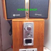 harga Speaker Aktif Subwoofer Super Bass Plus Remote Bonus Kabel Audio F Tokopedia.com
