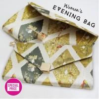 Jual Songket Clutch - Tas Wanita Tas Pesta Murah Import Handbag Murah