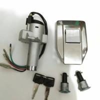 Kunci Kontak + Tutup Tangki + Kunci Toolbox Honda GL PRO / GL MAX