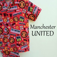 Jual Piyama Katun Anak JR (size XL/XXL) Manchester United Murah