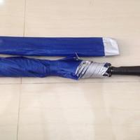 Jual Payung golf otomatis lipat dua loko 2 besar polos murah bagus cantik Murah