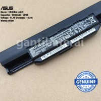Terlaris Baterai Laptop Original Asus A43, A43JC, A43E, A43J, A43U,