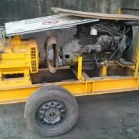 Genset Rakitan Open Diesel 50 Kva