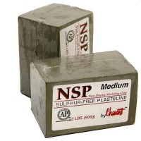 NSP Chavant Medium Clay (Green) Promo