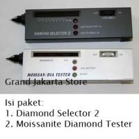 Jual Diamond Selector II + Moissanite Diamond Tester PAKET L Murah Murah