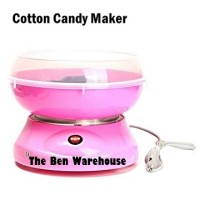 Jual Mesin Gulali / Cotton Candy Maker Home Portable Murah