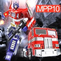 Oversized Transformers MPP10 G1 Optimus Prime Toy Action Figure New in