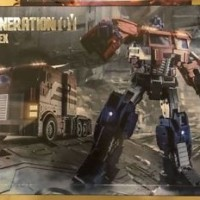 NEW Generation Toy GT-03 IDW Optimus Prime O. P EX Transformers action