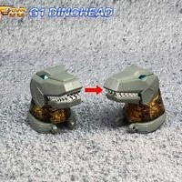 Fanstoys Grinder FT-08 G1 Dinohead Grimlock Head For Transformers New