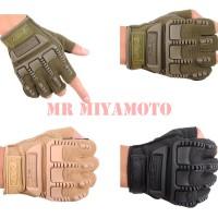 MECHANIX WEAR MPACT Tactical Gloves, Sarung Tangan HALF Import