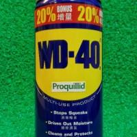 Multi-Use Lubricant / Pelumas Multi Fungsi 333 ML WD-40 / WD40 / WD 40