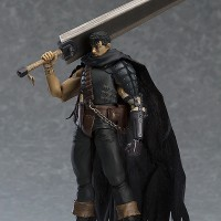 PO figma Guts: Black Sword Ver. - Berserk