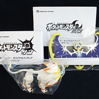 Pokemon Figure Solgaleo Figure Lunalar Set