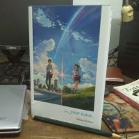 Light Novel Kimi no Nawa Your Name