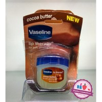 Vaseline Petroleum Jelly Cocoa Butter Lip Therapy